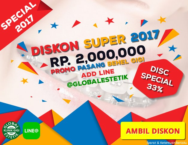 Diskon Super 2017